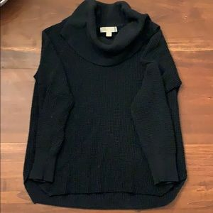 MK oversized thermal sweater